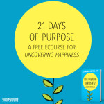 21 Days of Purpose